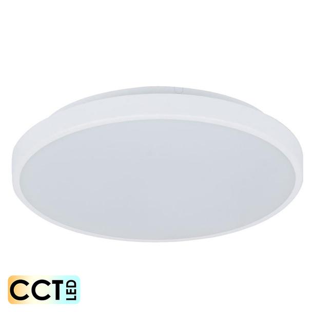 Domus Easy-400 25w CCT LED Ceiling Oyster