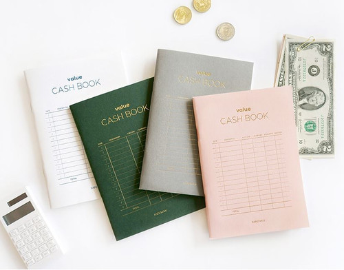 Value Cash Book Money Planner