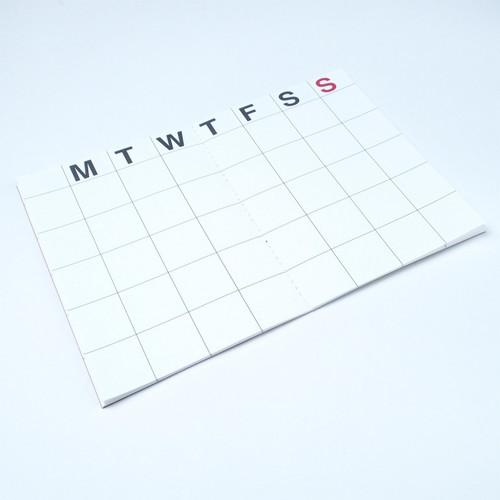 simple monthly planner medium ahzoa