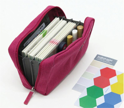 Bankbook Pouch (pink)