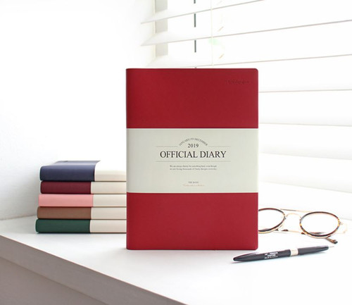 The Basic Official Diary (undated style)