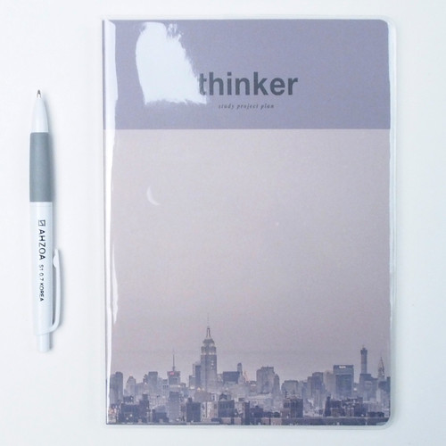 Thinker Study Planner Package (Newyork)