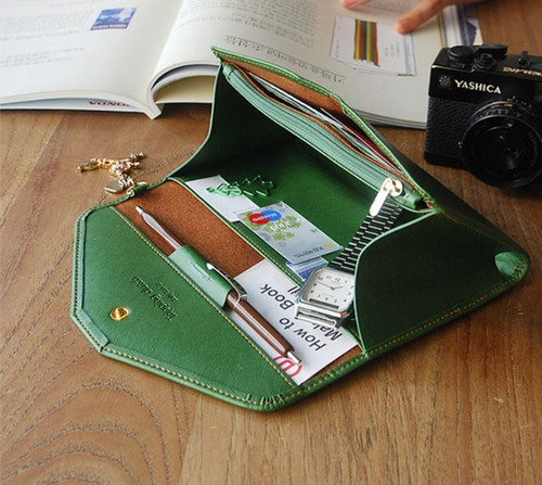 Tripping Clutch Pouch(Green)