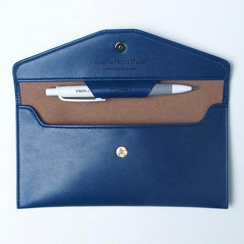 Episode Pencil Wallet(Blue)