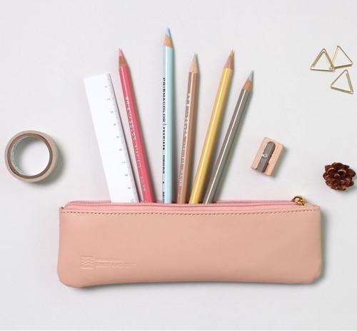 Slim Pencil Case(Pink)