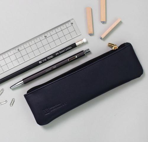 Slim Pencil Case(Navy)
