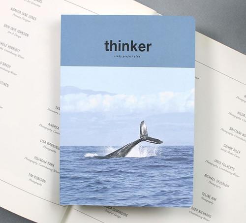 Thinker Study Planner Package (Waikiki)