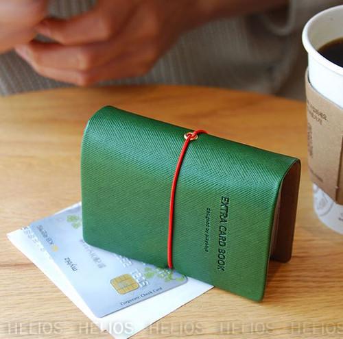 Extra Card Case(green)