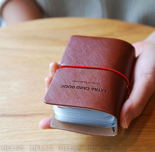 Extra Card Case(brown)