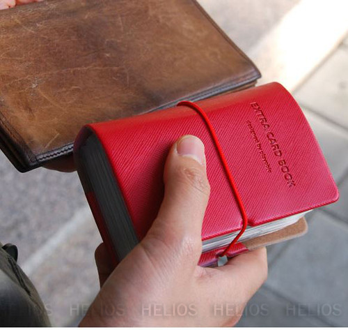 Extra Card Case(red)