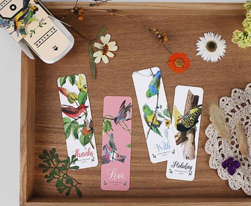 Bookmark Pack (Bird)