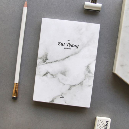 But Today Diary (Marble)