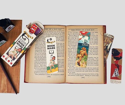 Bookmark Pack (Vintage)