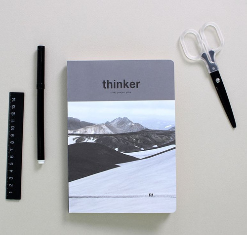 Thinker Study Planner Package (Iceland)
