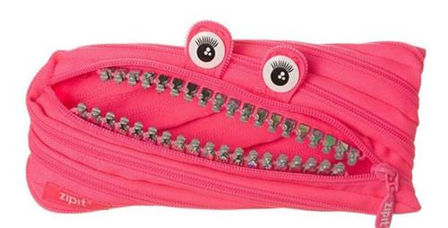 Bad Monster Pencil Case(Pink)