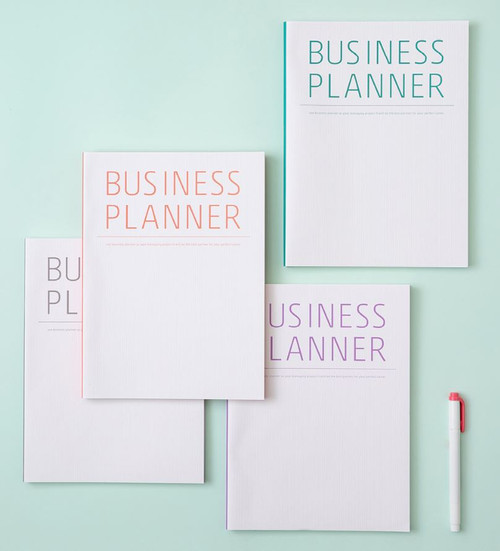 Business Planner Ver.3 (undated style)