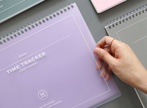 Time Tracker Study Planner