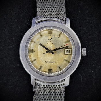Possibly Lord Elgin Aquamaster Swiss Made Vintage Watch #54210