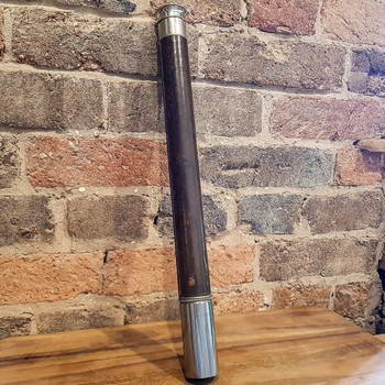 Dollond London Leather Bound Telescope - Japanese Inscribed #55718