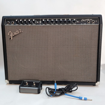 Fender Champion 100 Solid State Electric Guitar Amp W/ Effects - 2 X12 (100 Watts) #55365