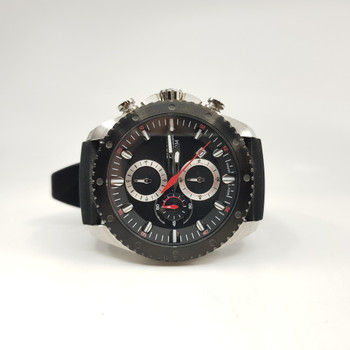 Pulsar Sports Chronograph Watch VD57-X157 Rubber Band #54581