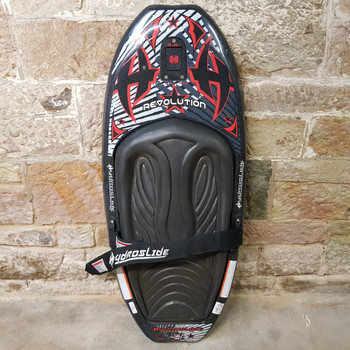 Hydroslide Revolution Kneeboard with Tow Rope #53875