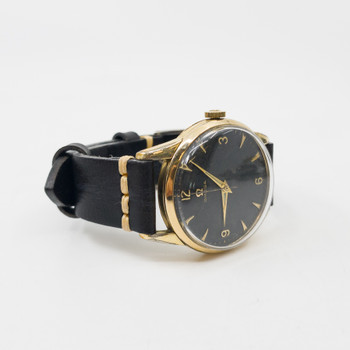 Vintage Omega Gold Plated Manual Wind Dress Watch Cal 283 C/1952 #55068