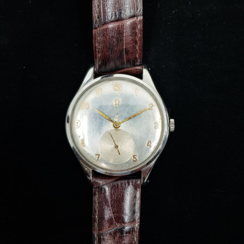 Omega Wind-Up CAL.266 2505 Watch c/1951 40mm #42730