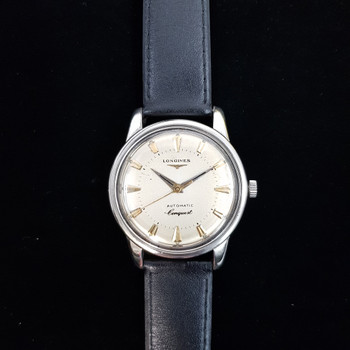LONGINES CONQUEST AUTOMATIC WATCH #47082
