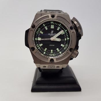 Hublot Musee Oceanographique Monaco Big Bang King Power 4000 Watch #46199