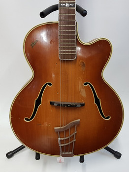 1955 HOFNER COMMITEE VINTAGE ACOUSTIC GUITAR MODEL 2264