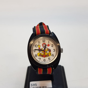 RONALD MCDONALD SWISS CANADA VINTAGE WATCH #1800151
