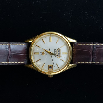 CITIZEN CRYSTAL SEVEN 27 AUTOMATIC WATCH  #50004