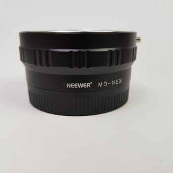NEEWER LENS MOUNT ADAPTER FOR MINOLTA LENS TO SONY NEX E-MOUNT CAMERA #50803-1