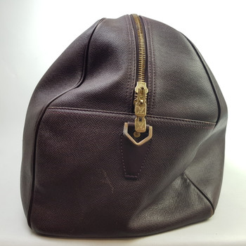 LOUIS VUITTON BAG SP0948 TAIGA TRAVEL AS IS #49793