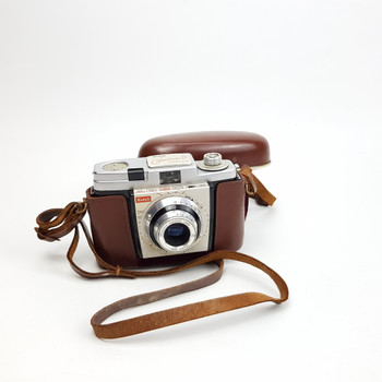KODAK COLORSNAP 35 CAMERA  S/N:101549 WITH CARRY CASE #51464