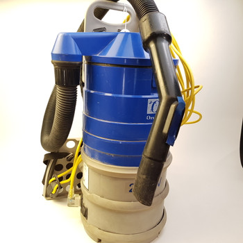 ORIGIN CLEANING EQUIPMENT BACKPACK VACUUM CLEANER (VAC ONLY) 200BV #30258