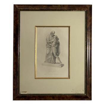 J.H.BAKER PAIR OF ENGRAVED PRINTS - THE PRODIGAL SON & THE BAVARIA #52052
