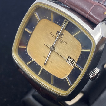 IWC JUMBO TV SCREEN AUTOMATIC WATCH C/1970S CAL8541B - SERVICED #52178