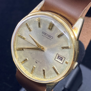 SEIKO VINTAGE AUTOMATIC WATCH 7005-2000 (SUIT RESTORATION) #51870