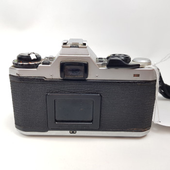 PENTAX FILM CAMERA ME F (FAULTY FOR PARTS OR DISPLAY ONLY) #47219