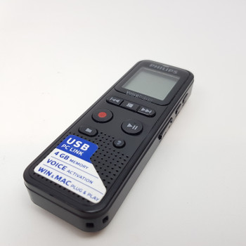 PHILIPS VOICE TRACER RECORDER DVT1150 #52334