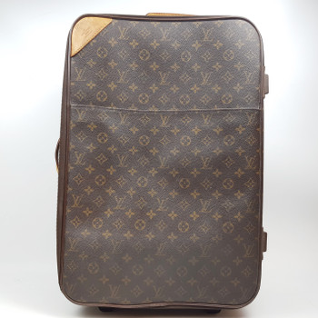 LOUIS VUITTON LUGGAGE BAG - PÉGASE LÉGÈRE 55 C/2001 #52417