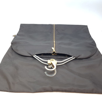 LOUIS VUITTON GARMENT BAG WITH 2 HANGERS #52418