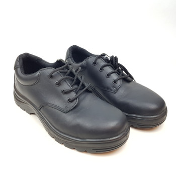 KING GEE K26500 WENTWORTH SAFETY STEEL CAP SHOES SIZE UK-9 US-10 #52030