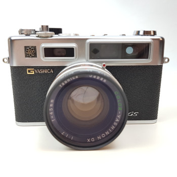 YASHICA VINTAGE FILM CAMERA ELECTRO 35 GS #51731