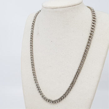 29.1GR SILVER FOB CHAIN / NECKLACE #45434