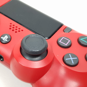 GENUINE SONY PLAYSTATION RED CONTROLLER PS4 ORIGINAL #51905