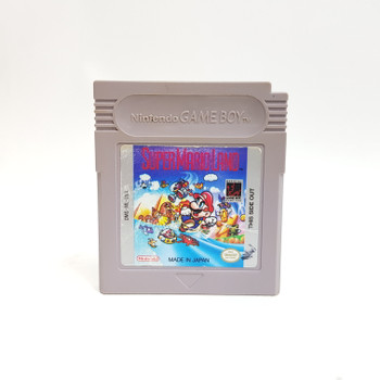 SUPER MARIO LAND NINTENDO GAMEBOY COLOR GAME CARTRIDGE ONLY #52538