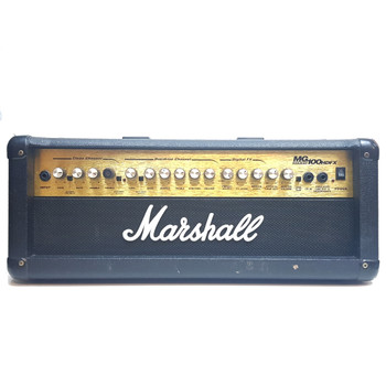 MARSHALL MG100HDFX 100-WATT GUITAR AMP HEAD W/ EFFECTS OVERDRIVE FX #48754